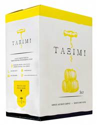 Taximi white dry bag-in-box 5L