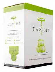 Taximi white semidry bag-in-box 5L